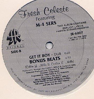Fresh Celeste & M4 Sers* Fresh Celeste & M-4 Sers - Give It All To Me