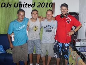 DJs United Brazil 2010