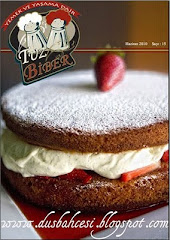 Dusbahcesi Tuz Biber Dergisinde! Haziran 2010