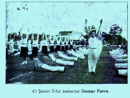 Soimii instructorului George Farca