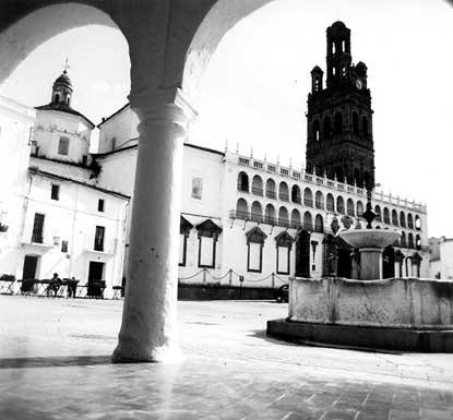 Plaza de Llerena