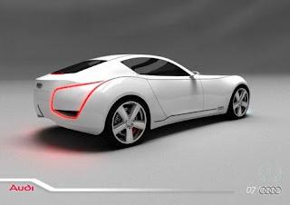 I'm reading: Audi D7 Concept
