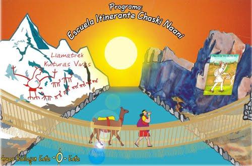 PROGRAMA ESCUELA CHASKI NAANI. Organiza y promueve las Karreras Chaskis en Konchucos - Ancash