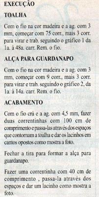 GRAFICO DE JOGO AMERICANO EM CROCHE FILE