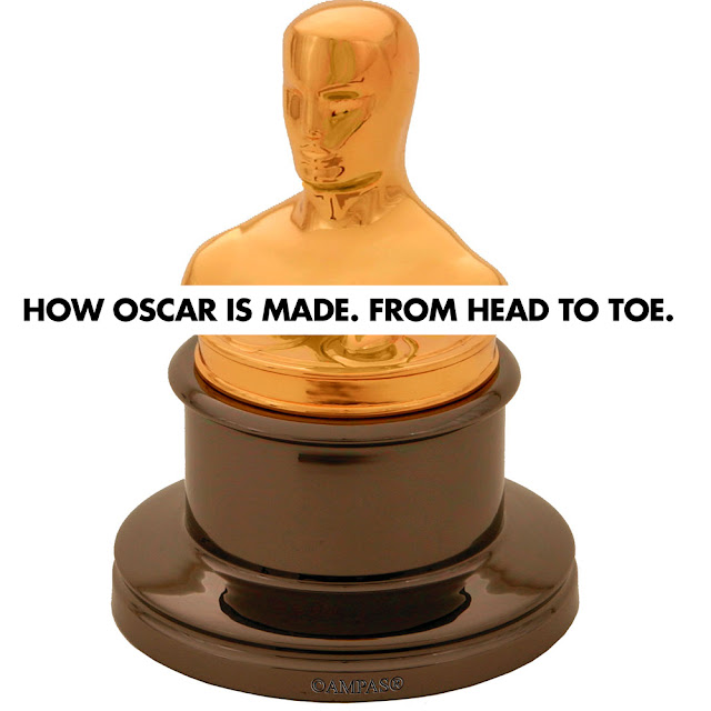 if itu0027s hip itu0027s here archives a look at how the oscar statuette is made u0026 fun academy awards facts