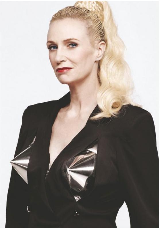 Jane Lynch Vogue Newhairstylesformen2014 Com