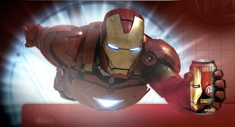 If It S Hip It S Here Archives Iron Man 2 Movie Tie Ins Amp Merchandising From Fragrance To