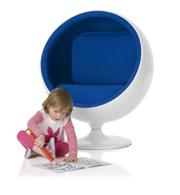Mature style for your mini me modern furniture design for Mini designer chairs