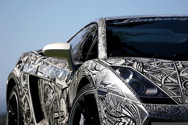 Sharpie Car Paint