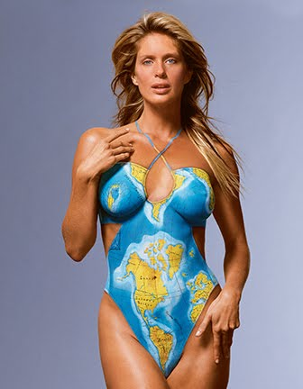 Celebrities Body Paint