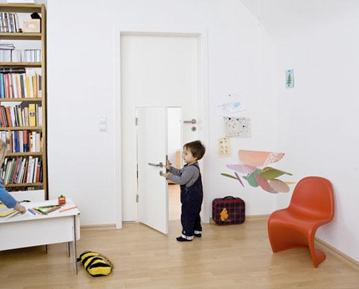 All three parts of the door \u2013 door leaf with built-in small door doorframe and handle set (one for the small one for the big door) \u2013 are available ... & Minjjoo\u0027s Small Door For A Big World. - if it\u0027s hip it\u0027s here