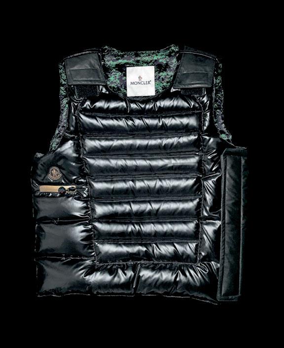 moncler bullet proof vest for sale