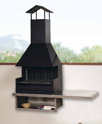 focus wall mounted bbq grill bbq grills. Black Bedroom Furniture Sets. Home Design Ideas