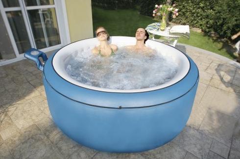 ... Both Make Portable Outdoor Inflatable Spa Tubs: