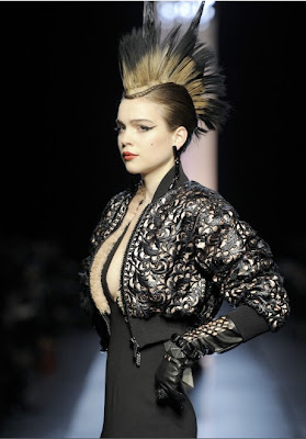 A Little Cancan, A Little Punk, A Lotta Gaultier Seen On www.coolpicturegallery.us