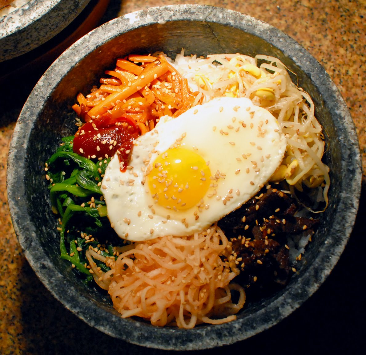 Abby & Sam's Kitchen: Bibimbap
