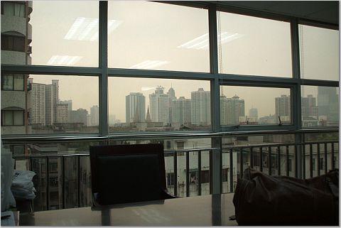 Guangzhou Skyline 9/07