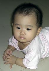 "My friend Christy's little ""Gigi"" - waiting for her in Vietnam"