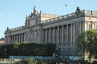Il Parlamento svedese