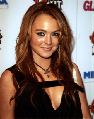 Lindsay Lohan, Top Hollywood Selebrities, top hollywood sexy artist