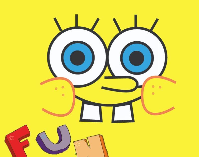 Vector Clip Art Prasksaa Spongebob