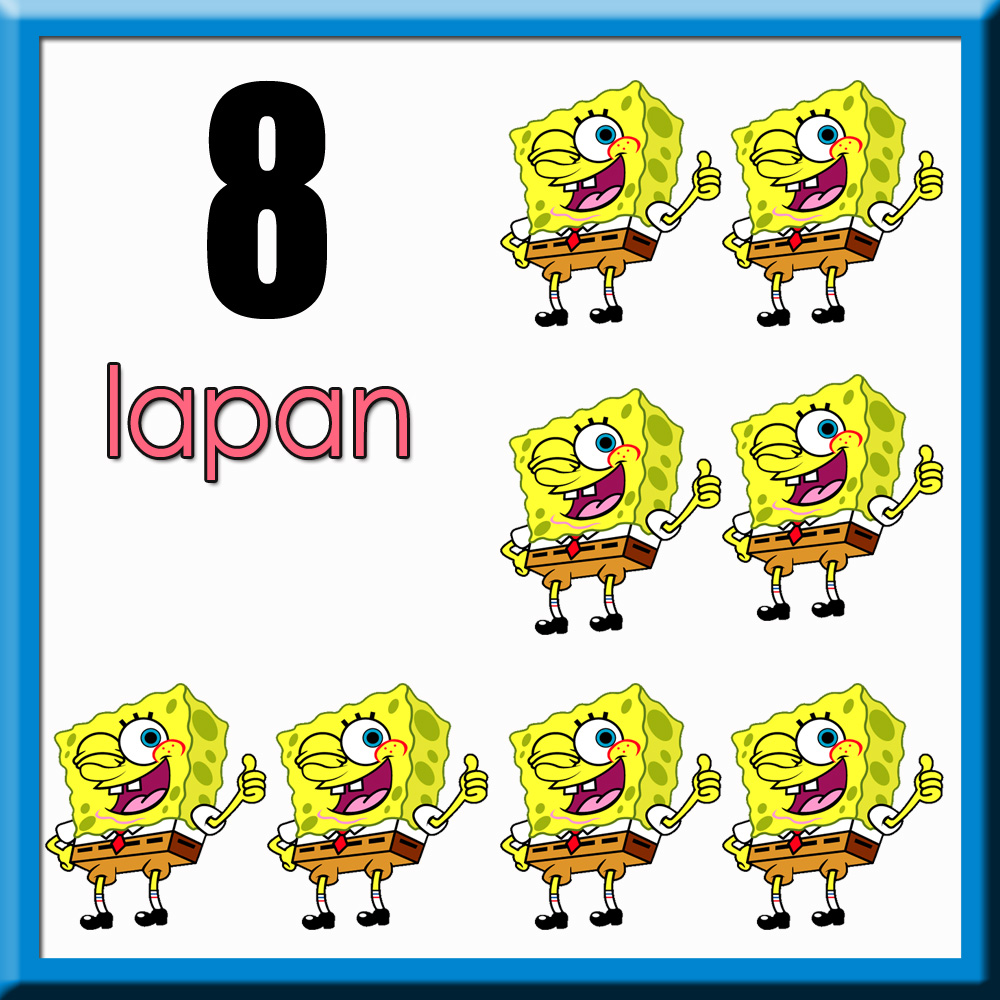Mengenal Nombor 1-10 Mengenal Nombor 1 Hingga 10