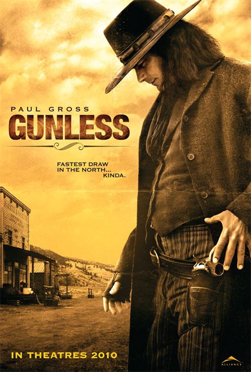 Gunless / Без оръжие (2010)
