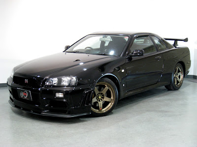 nissan skyline r34 fast and furious 4. nissan gtr r34. Nissan Skyline