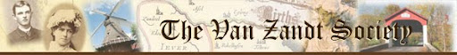 Van Zandt Society Genealogy