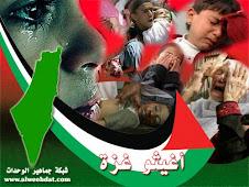 نحن معكى يا غزه