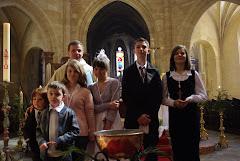 Baptêmes et premières communions.