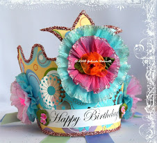 Gabriela Delworth handmade Birthday Crown