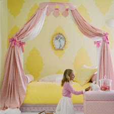Serena and Lily Isabel Duvet