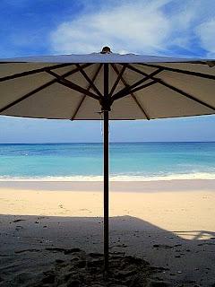 Dreamland Bali Beach by Erwin Hendrawijaya
