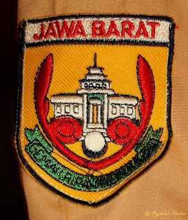 West Java Pramuka Scout Badge
