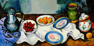 Paul Cézanne's Google Doodle for 172nd Birthday