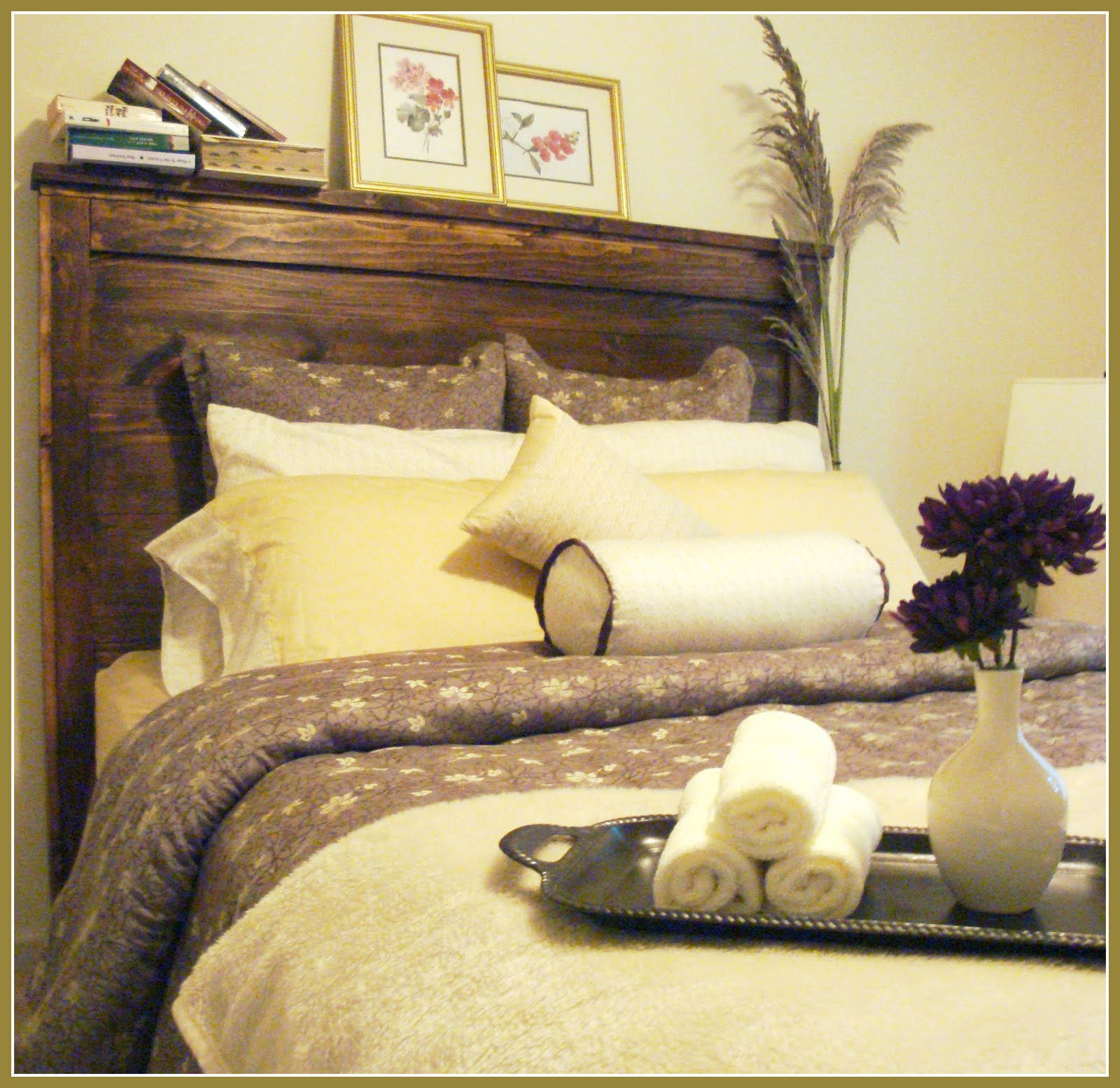 The Penny Parlor Diy Pottery Barn Mason Headboard