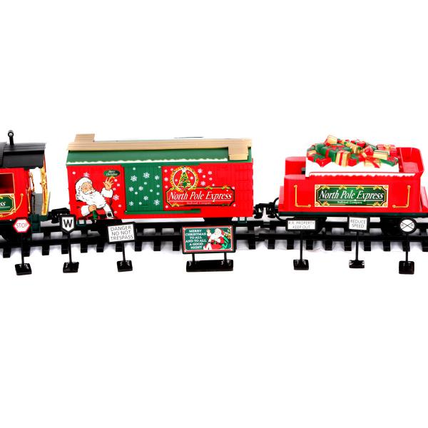 The north pole express train set 9625