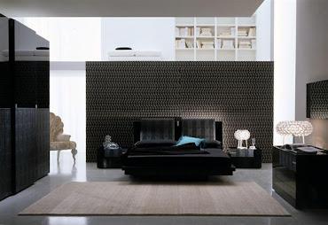#4 Black Bedroom Design Ideas