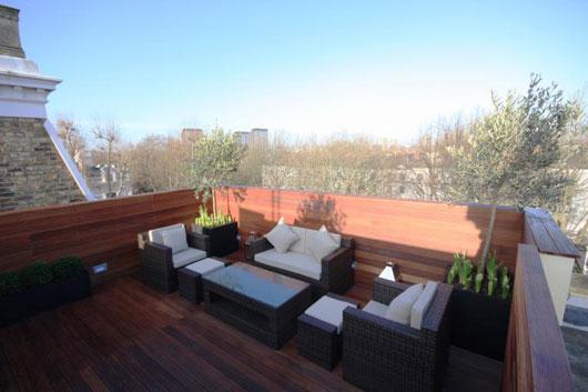 Terrace Balcony Design Ideas