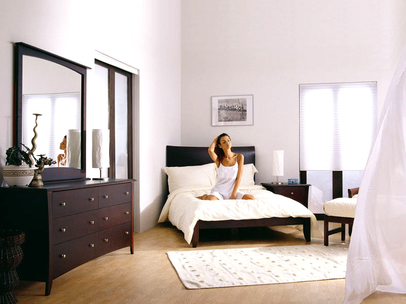 Luxury and Confortable Italian bedroom and other furniture is ...