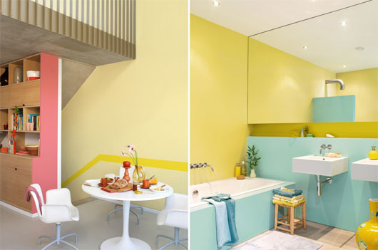interior colour schemes
