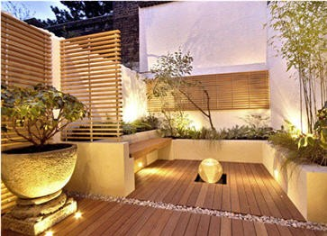 Contemporary Private Deck Pictures 2011