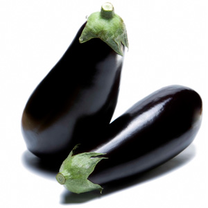 Come verdura de temporada la berenjena - Variedades de berenjenas ...