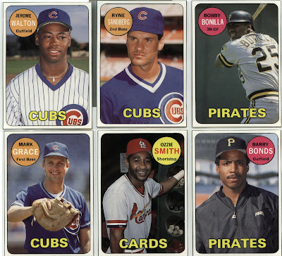 baseball cards 2009. 1990 Baseball Cards Magazine