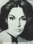 Gloria Silva, finalista en Miss Universo 1961.