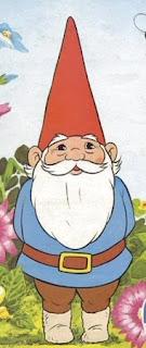 Garden Gnome Troll Horse Shoe Uk