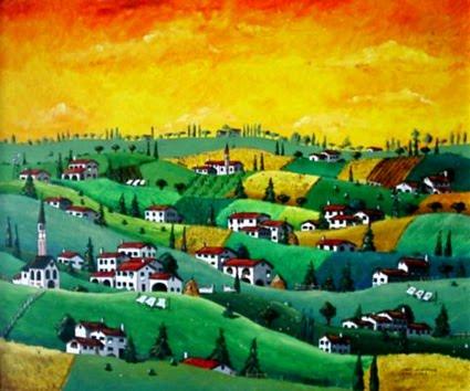 Ciao bambini: Le colline non sono tutte uguali Il lavoro dell\'uomo ...