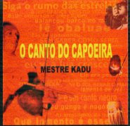"CD: ""O Canto do Capoeira"""