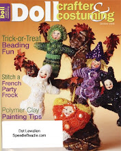 Cover Article in Doll Crafter and Costuming